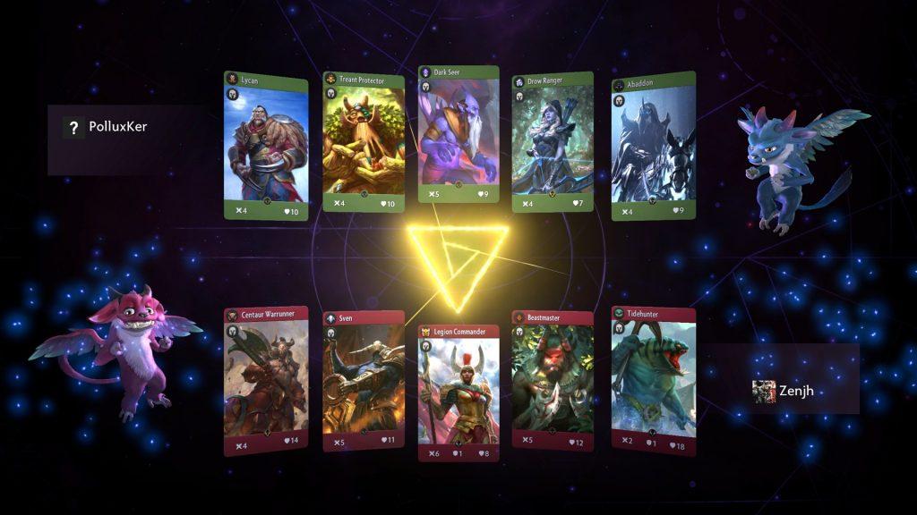 Artifact Hands-On: Valve's Dota 2 Card Game Is Wonderfully