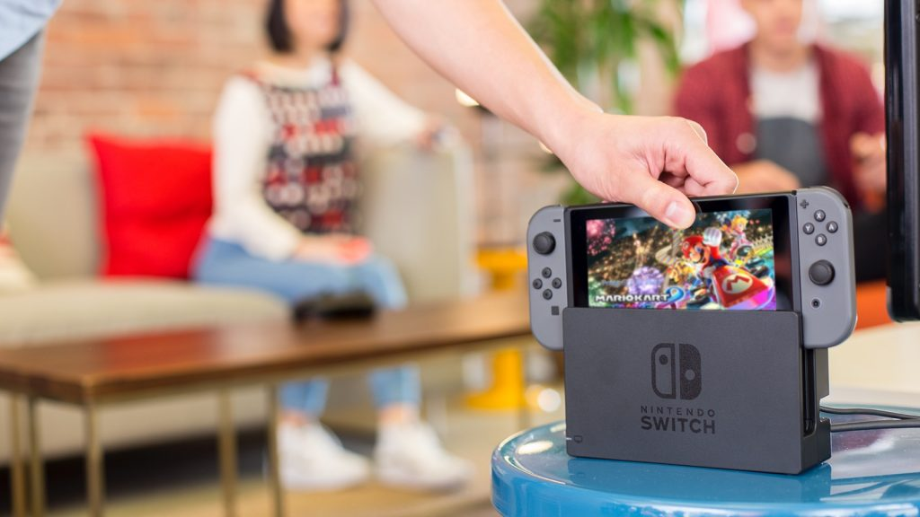 Nintendo Switch Updated with Better Battery Life – Now up to 9 Hours