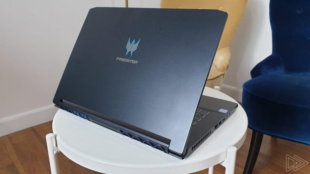 Acer Predator Helios 300 Review: The Default RTX 2060 Laptop