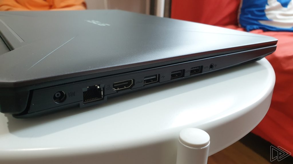 Asus TUF Gaming FX505 Quick Review: A Rare Beast