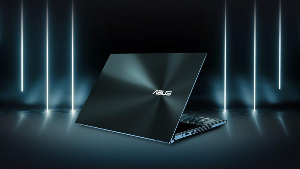 Asus ZenBook Pro Duo Reimagines The MacBook Pro's Touch Bar