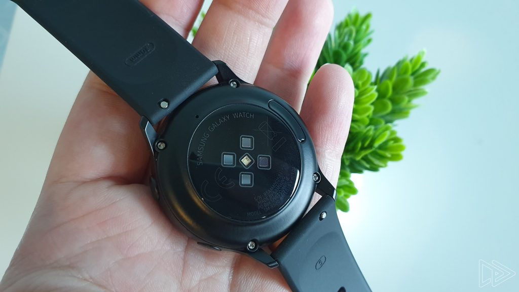 Samsung Galaxy Watch Active Quick Review: Stripped Down to the
