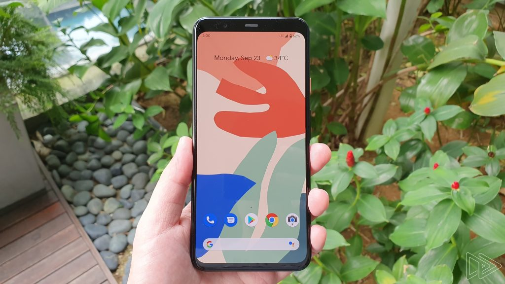 This Is (Possibly) the Pixel 4 XL, and We Got Our Hands on One