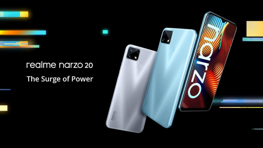 realme Narzo 20 Series To Officially Launch In Malaysia On 3rd November 2020 5